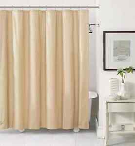 Image Is Loading VCNY Peva Plastic Shower Curtain Liners With Magnets
