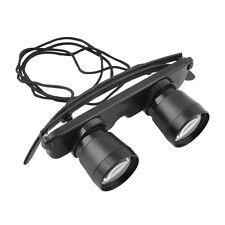 3x28 Magnifier Glasses Style Telescope Fishing Optics Binoculars Outdoor Concert