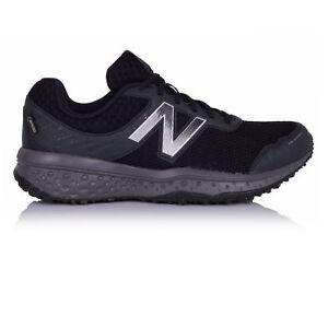 New Balance M620v2 Uomo Nero Gore Tex Trail Running Scarpe da ginnastica  scarpe sportive e240aa822de