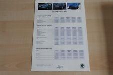 74061) Jaguar XK S-Type XJ - Preise & Extras - Prospekt 02/1999