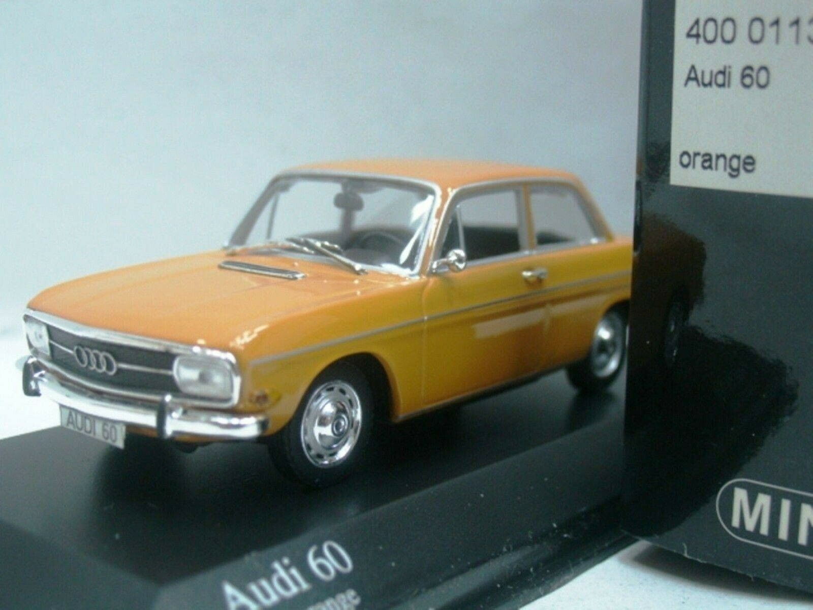 Wow extrêmement rareI 60 F103 1.8 L 2Drs berline 1969 Orange 1 43 Minichamps - 100
