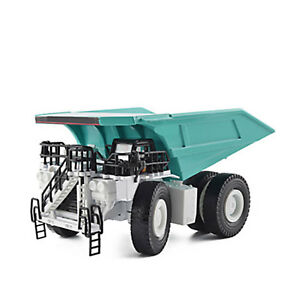 Diecast Mining Dump Truck 1:75 Scale Heavy Construction Vehicle Model Green