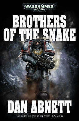 Brothers of the Snake (Warhammer 40,000 Novels)-ExLibrary