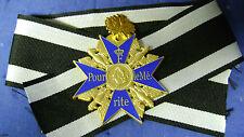 Großkreuz Pour Le Merite mit Eichenlaub  am Band