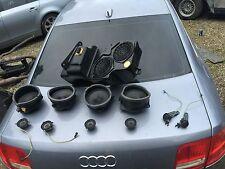 2000-2006 BMW X5 E53 4.6is 4.4i 3.0i 4.8is Hi-Fi DSP speaker tweeter woofer