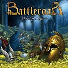 Blood of Legends [Digipak] by Battleroar (CD, May-2014, Cruz del Sur)