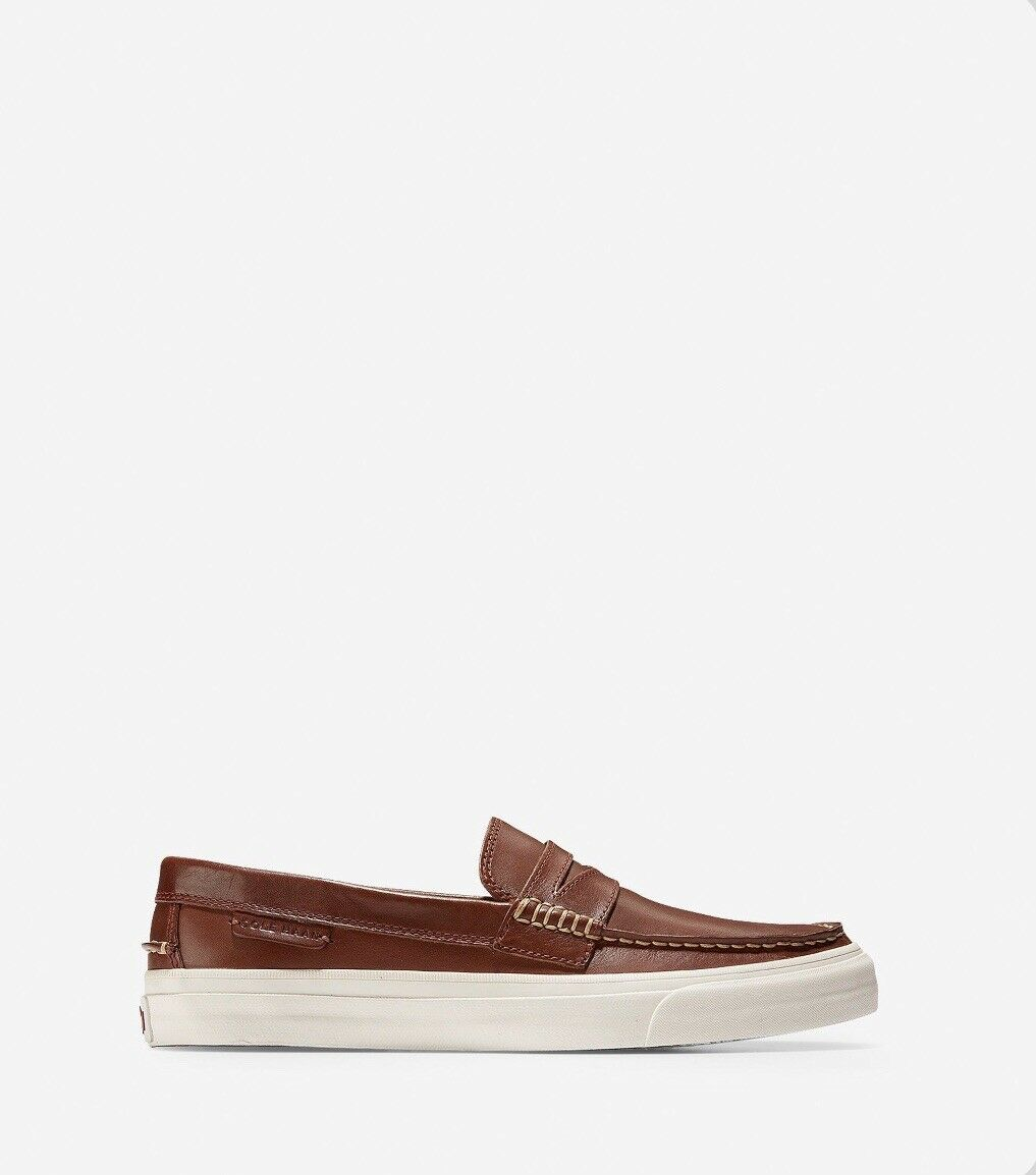 Cole Loafer, Haan Uomo's Pinch Weekender LX Penny Loafer, Cole Size 10.5, Woodbury Handstain 98ac14