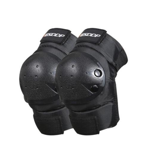 Short 4Pcs Motorcycle Knee Pads Guards Sport Motocross Roller Skating Protectors