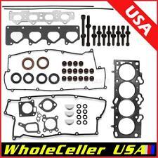 Cylinder Head Bolt Kit 94-11 Fits Hyundai Elantra Kia Sportage 2.0L DOHC G4GF