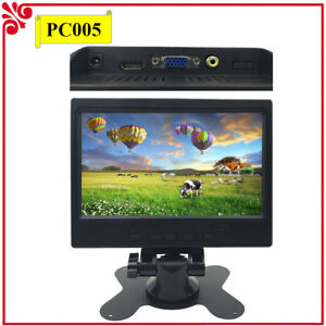 7-034-Zoll-LCD-Monitor-HD-Mini-Bildschirm-for-PC-CCTV-Kamera-DSLR-Raspberry-PI-16-9