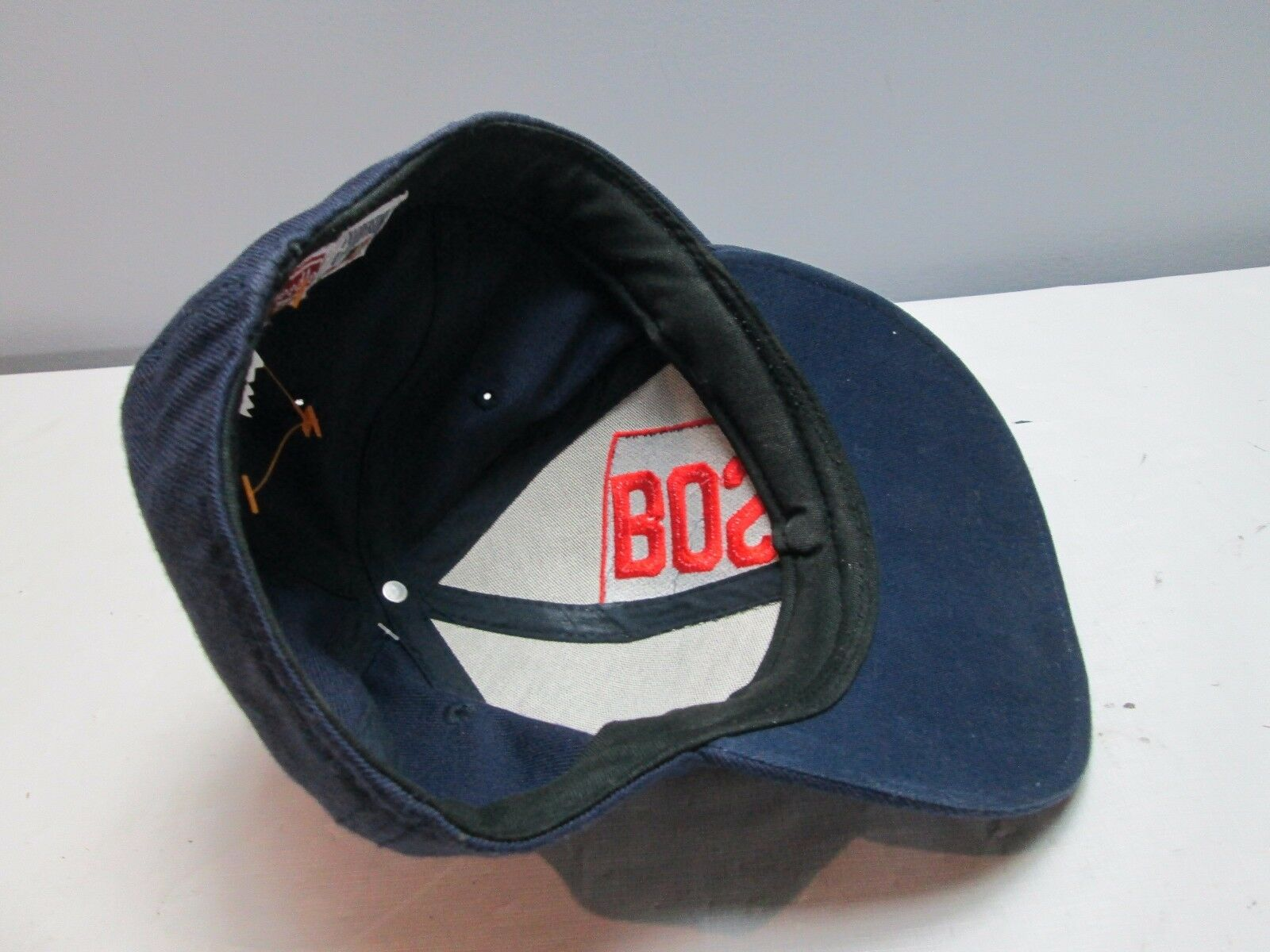 Boston Boston Boston Baseball Cap American Needle Cooperstown Collection Blue 95c67c