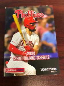 philadelphia phillies 2020 schedule