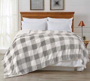Home Fashion Designs Premium Reversible Sherpa And Fleece Velvet Plush Blanket Ebay