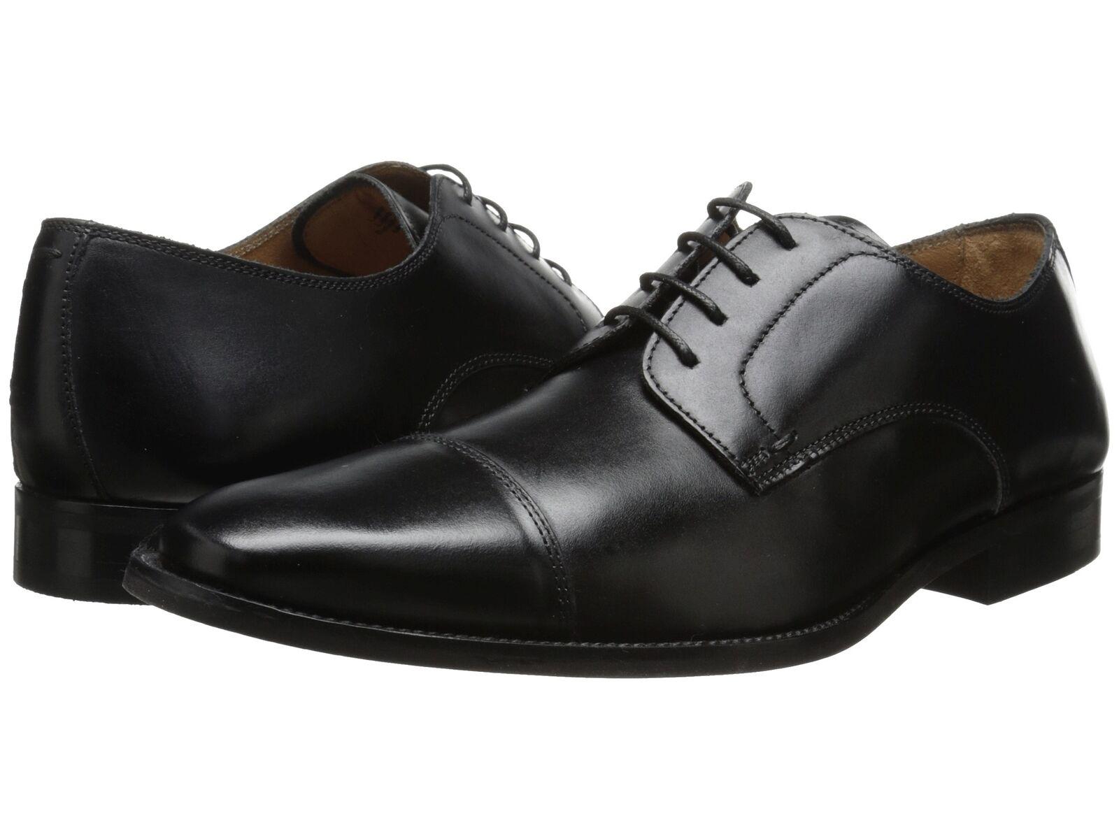 Homme Florsheim Sabato Cap Ox Noir Chaussures en cuir 12123-001