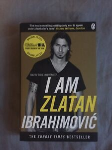 English ibrahimovic book