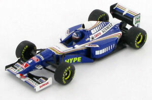 Williams-Renault-FW19-Frentzen-1997-Minichamps-1-43