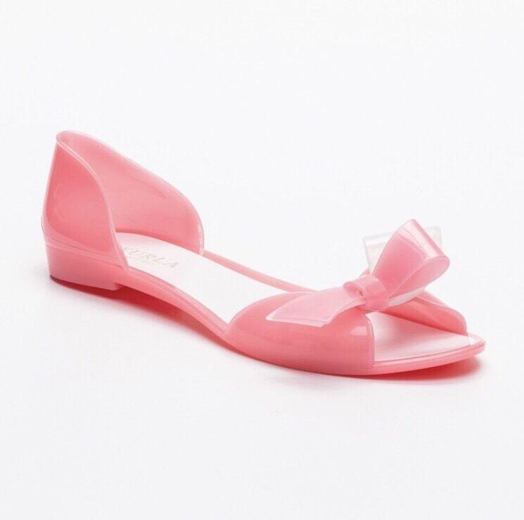 Furla Ballerine Aurora-Rosa e Bianche