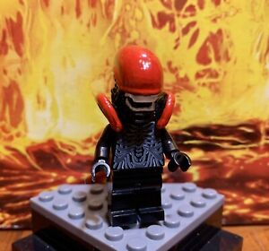 New Custom Red Alien Xenomorph Prometheus Minifigure ...