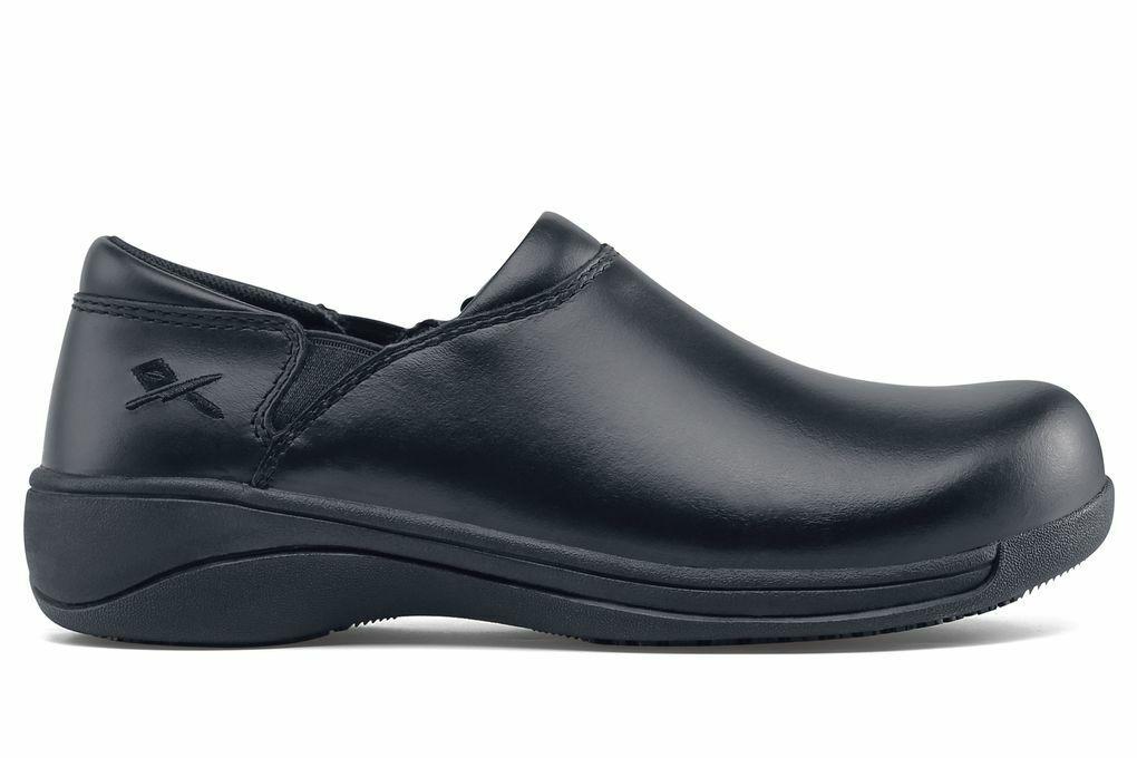 Mozo FORZA donna Cuoio nero  M43703 Scarpe Resistente Comfort Clog Scarpe  connotazione di lusso low-key