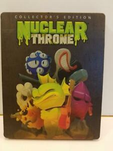 Nuclear-Throne-Collector-039-s-Edition-PC-Steelbook-Gametrust-Indiebox-CIB