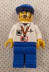 VINTAGE-LEGO-STUDIOS-1357-CAMERAMAN-minifigura