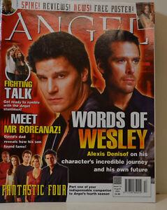 PÊche Magazine Magazine # 13 AoÛt 2004 - Mots Of Wesley ( Zb 99 )