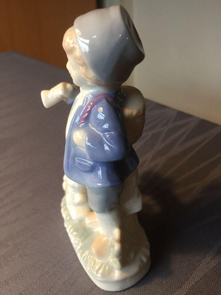 Figur, Porcelænsfigur