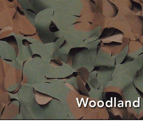 Rete da caccia verde-marrón Woodland RA Sport