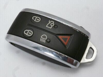 2007-2008 Jaguar S Type R V6 V8 Smart Key Fob Keyless ...