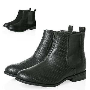 Hailys-chelsea-senora-botines-botas-chelsea-Boots-semi-botas-altas-nuevo