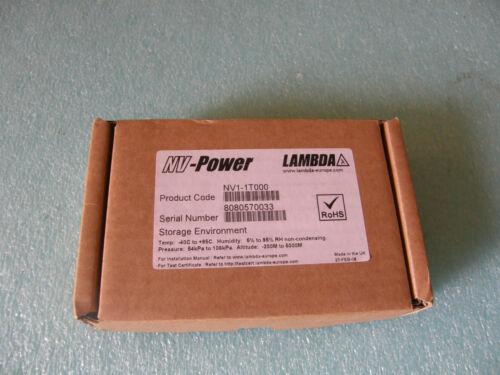 LAMBDA NV-POWER NV1-1T000 Power Supply