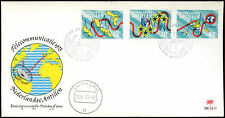 Netherlands Antilles 1973 Submarine Cable FDC First Day Cover #C26638