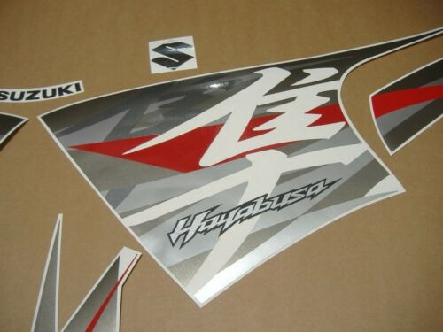 GSX-1300R Hayabusa 2012 complete decals stickers graphics kit set 1340 adhesives