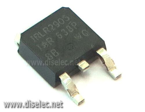 DPAK-transistor para reparar bomba inyectora Bosch VP44 VP30 VP29 10 x IRLR2905