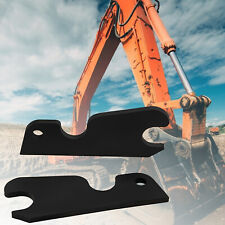 Vevor Excavator Quick Attach Bucket Ears Compatible With Kx161 Plates