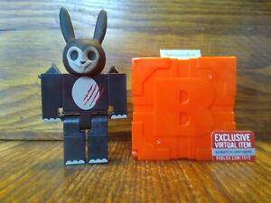 Roblox Serie 6 Figura De Misterio Min Perseguido Zombie Bunny Ebay