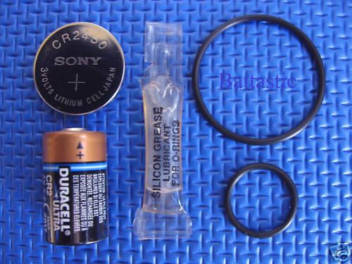 Kit de Batería  Oceanic VT3, VT4, VT4, VT4, VT pro Receptor & Transmisor Completo 686192