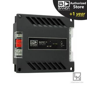 2 canales auto amplificador 1200 vatios