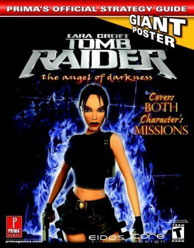 Tomb Raider: The Angel of Darkness [Prima's Official Strategy Guide]