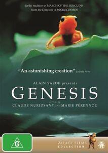 Genesis-DVD-2008-free-postage