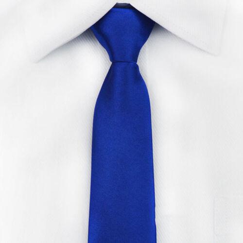 Men Necktie Zipper Lazy Neck Tie Slim Solid Narrow Necktie Casual Skinny Popular