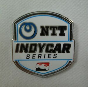 NTT-IndyCar-Series-Collector-Lapel-Pin-IRL-Official-Souvenir-Product