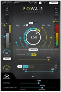 Details about New SoundRadix Powair - Radically Smart Compressor Mac/PC AAX  AU VST