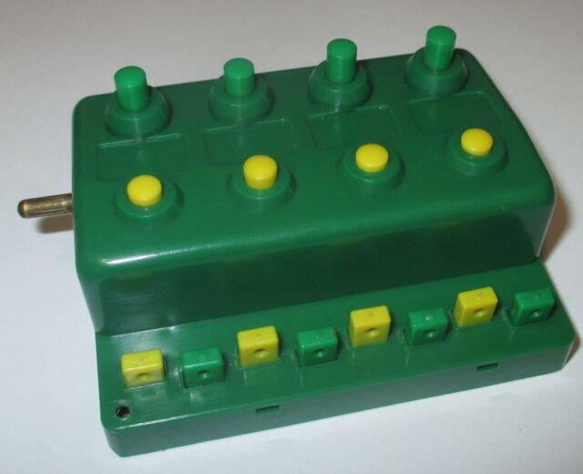 Trix 66596 Vierfach-Drucktastenschalter >