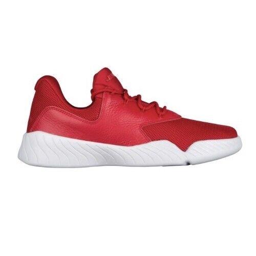 da539bbc425 Jordan J23 Low Men Lifestyle Casual SNEAKERS Gym Red Platinum 905288 ...