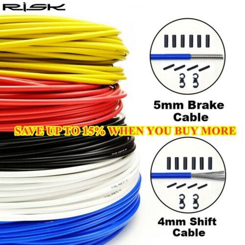 kits Tube Line Hose Housing Group Sets Brake//Shift Cable MTB Bike Wire