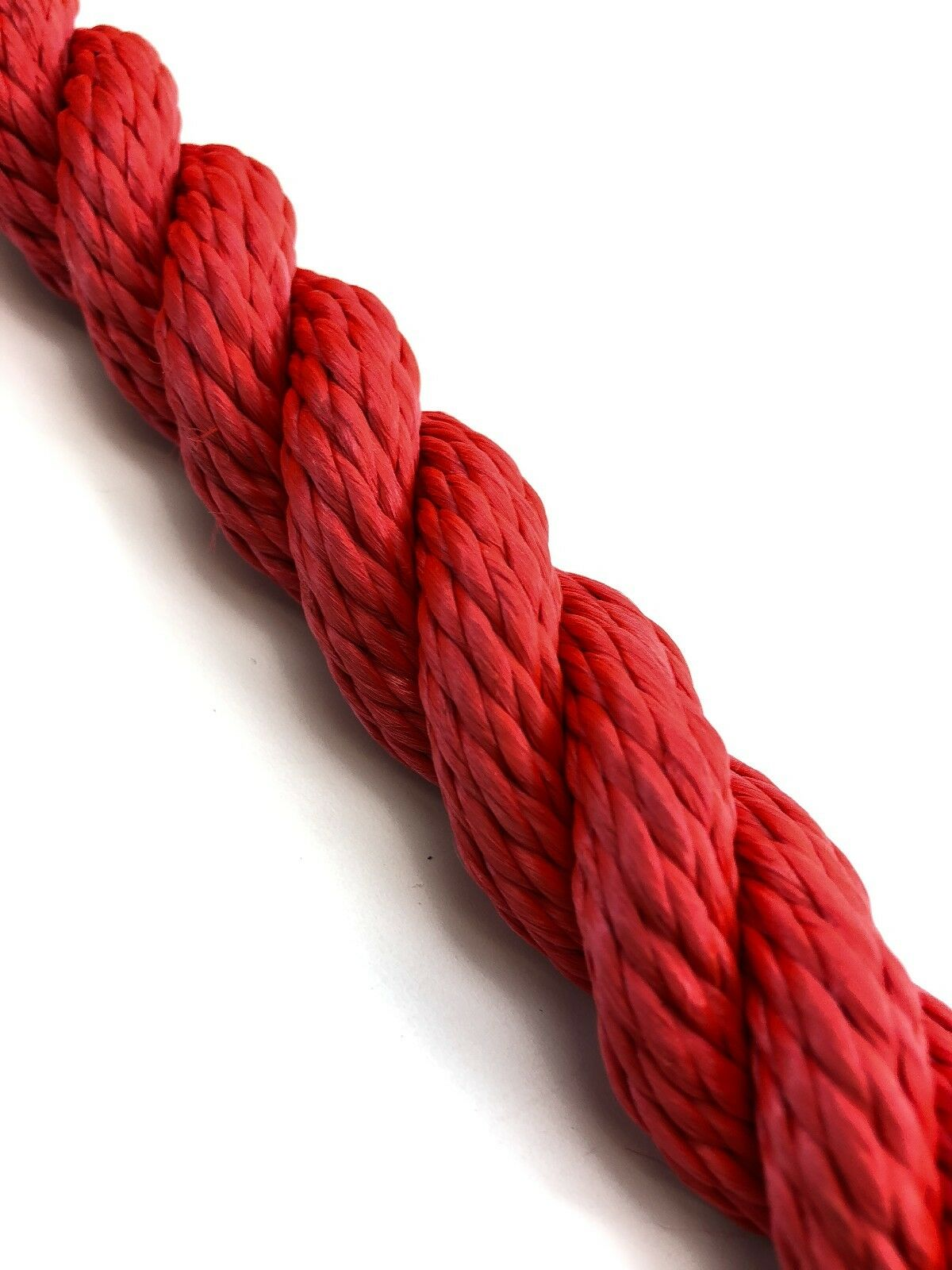 24mm rot 3-Strang Multifilament x 75 m (schwimmende Seil) Seil) (schwimmende Softline Seil 94f553