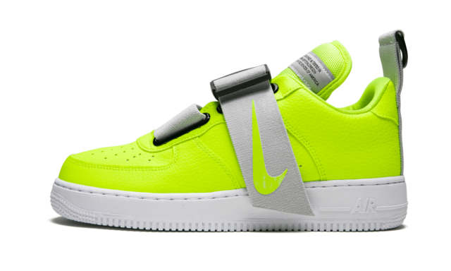 nike air force 1 neon green