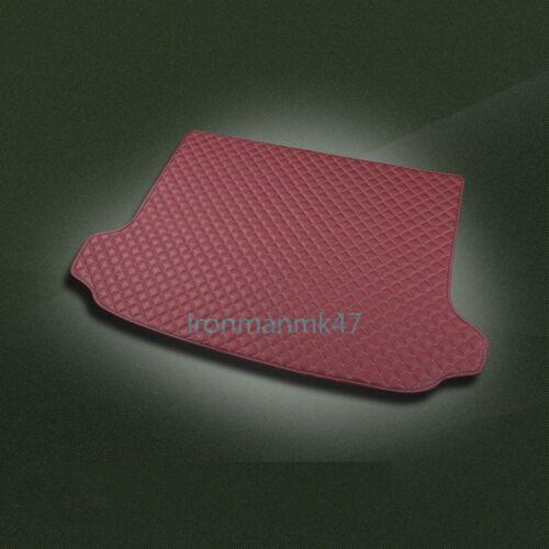 For Cadillac SRX Car Rear Cargo Boot Trunk Mat FloorLiner Protector Pad 2010-16