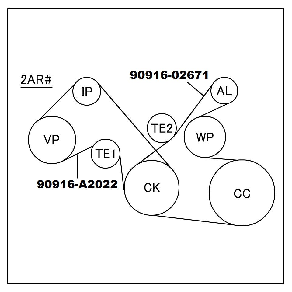 2011 Toyota Camry Belt Diagram Wiring Diagrams Premium A Premium A Chatteriedelavalleedufelin Fr